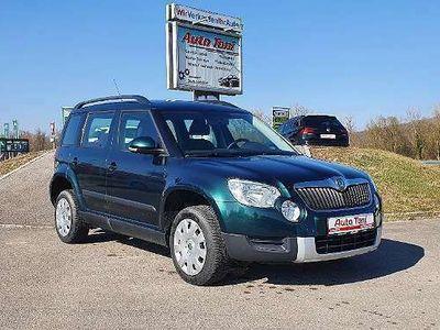 gebraucht Skoda Yeti Yeti4x4 TDI SUV / Geländewagen