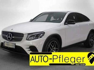gebraucht Mercedes 200 GLCd Coupé 4MATIC Automatik