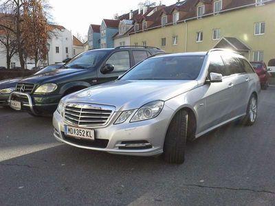 gebraucht Mercedes E250 E-KlasseCDI T 4matic Kombi / Family Van