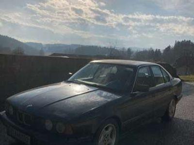 gebraucht BMW 525 5er-Reihe Diesel E34 Edition
