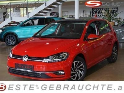 gebraucht VW Golf TDI 2.0 DSG Join Navi LED Standhzg ACC PDCv+h