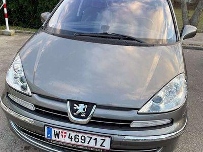 gebraucht Peugeot 807 HDI 140 Kombi / Family Van