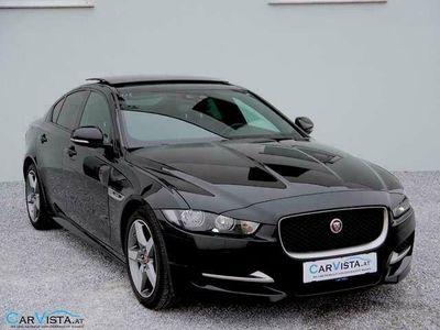 gebraucht Jaguar XE R-Sport *Leder/Schiebedach/Navi*