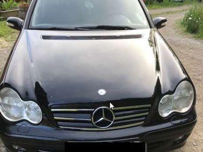 gebraucht Mercedes C220 T Classic CDI