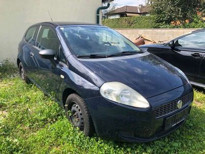 gebraucht Fiat Grande Punto Neues Pickerl