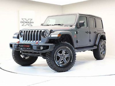 gebraucht Jeep Wrangler Unlimited JL 2,8 CRD ORTNER4x4 Customs