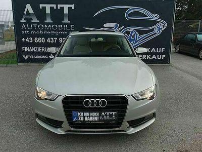 gebraucht Audi A5 Sportback 2,0 TDI DPF Aut./REGENSENSOR/NAVI/KLIMA/SHZ/...