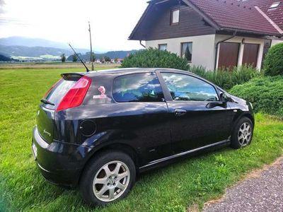 gebraucht Fiat Grande Punto 1,4 16V Starjet Speed