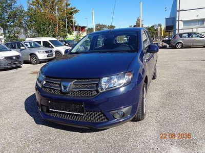 gebraucht Dacia Sandero Supreme TCe 90 S&S Klima 38.700 Km Limousine