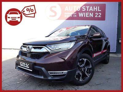gebraucht Honda CR-V 2,0 i-MMD Hybrid Elegance Aut. 2WD Navi | ... SUV / Geländewagen