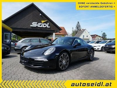 brugt Porsche 911 Carrera Coupé Black Edition DSG *TOPAUSSTATTUNG+w