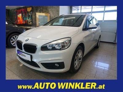 gebraucht BMW 220 Gran Tourer 2er-Reihe d xDrive Advantage Aut. Kombi / Family Van