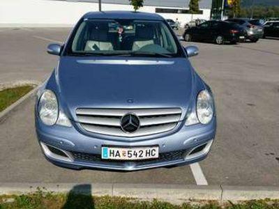gebraucht Mercedes R320 CDI Aut.