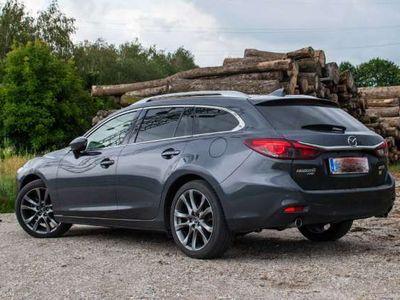 gebraucht Mazda 6 Revolution Top AWD 2.2 Diesel Automatik