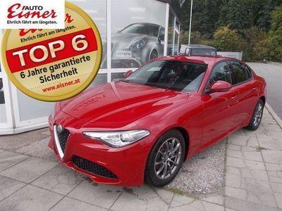 gebraucht Alfa Romeo Giulia Super 2,2 150 RWD