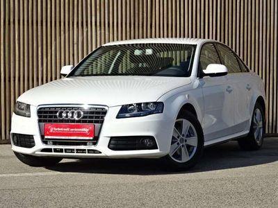 gebraucht Audi A4 2,0 TDI NUR***84.000**KM**GARANTIE_KREDIT_MÖGLICH Limousine