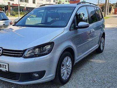 gebraucht VW Touran Karat 1,6 BMT TDI