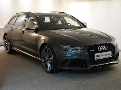 gebraucht Audi RS6 Avant performance