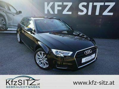 gebraucht Audi A3 Sportback 2,0 TDI S-tronic design **ACC/VIRTUAL**8FACH**