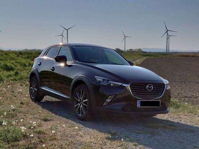 gebraucht Mazda CX-3 G150 AWD Revolution SUV / Geländewagen