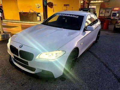 gebraucht BMW 525 d xDrive M Paket Navi Prof