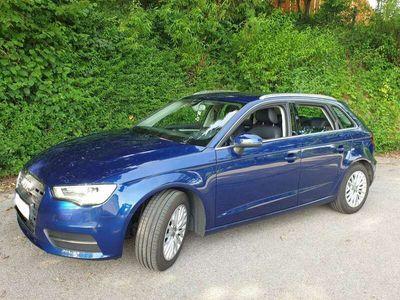 gebraucht Audi A3 Sportback quattro Ambition 2,0 TDI DPF