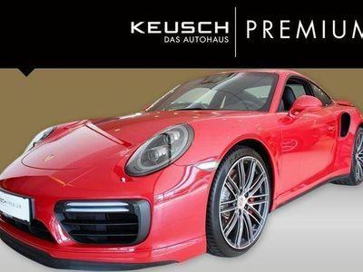 used Porsche 911 Carrera Turbo 991.2