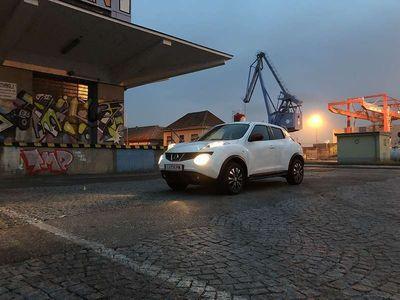 gebraucht Nissan Juke Tekna-Edition SUV / Geländewagen