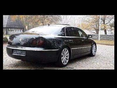 gebraucht VW Phaeton 3.0tdi Limousine