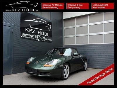 gebraucht Porsche 718 Boxster S Boxster 252 PS, 2 Türen, Schaltgetriebe