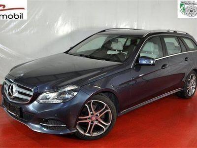 gebraucht Mercedes E200 CDI T Avantgarde