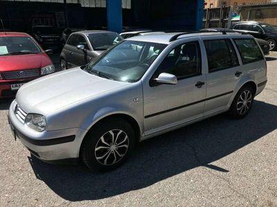 gebraucht VW Golf Variant GL TDI **Pickerl aktuell ** Klimatronic **
