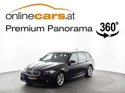 gebraucht BMW 520 d Touring Aut. M-SPORT HARMAN-KARDON NAVI SD SHZ M
