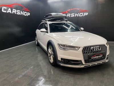 gebraucht Audi A6 Allroad 3.0 TDI quattro Bi-Turbo