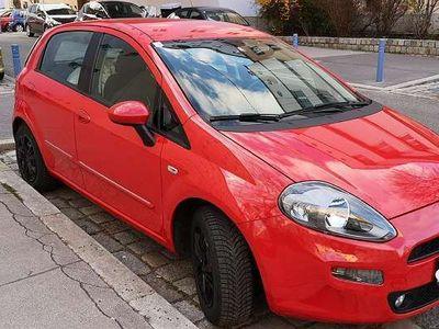 gebraucht Fiat Punto 1,2 Klein-/ Kompaktwagen,