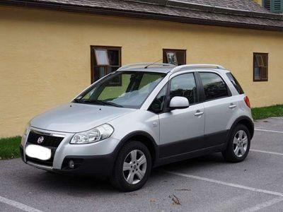 gebraucht Fiat Sedici 1,6 16V Dynamic