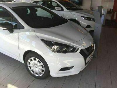 gebraucht Nissan Micra 1,0 IG-T Visia Plus Limousine