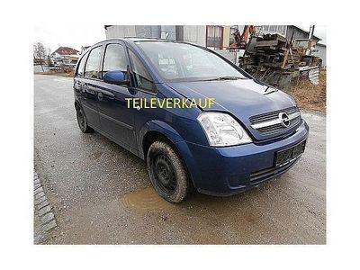 gebraucht Opel Meriva 1,7 Enjoy CDTI Kombi