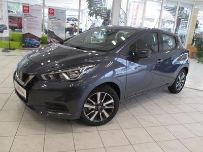 gebraucht Nissan Micra 1,0 Acenta