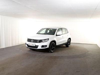 gebraucht VW Tiguan Austria TDI