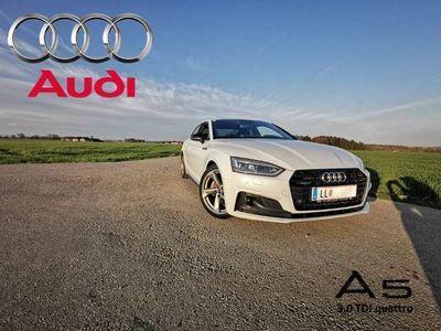 gebraucht Audi A5 Coupé 3,0 TDI sport quattro S-tronic