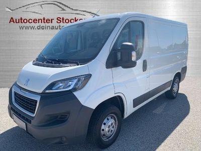 used Peugeot Boxer Kasten 3300 L1 2,0 BlueHDi 130 ** NETTO 16.665 **