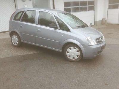 gebraucht Opel Meriva -A 1,4 Benzin Klein-/ Kompaktwagen