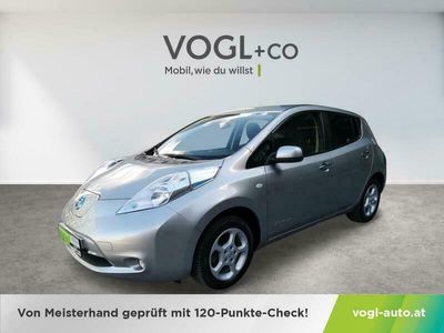 gebraucht Nissan Leaf (mit Batterie) Acenta 24 kWh Limousine