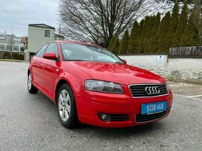gebraucht Audi A3 Ambiente 2,0 TDI