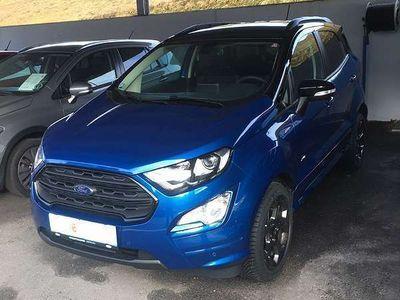 gebraucht Ford Ecosport St line Diesel Allrad SUV / Geländewagen