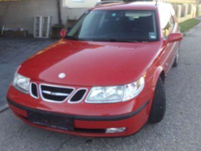 gebraucht Saab 9-5 2.2 TiD Kombi / Family Van