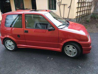 gebraucht Fiat Cinquecento 0.9 Klein-/ Kompaktwagen