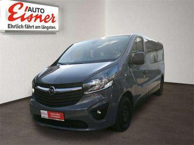 gebraucht Opel Vivaro Combi L2H1 2,9t 1.6