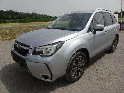 gebraucht Subaru Forester 2,0D Exclusive CVT